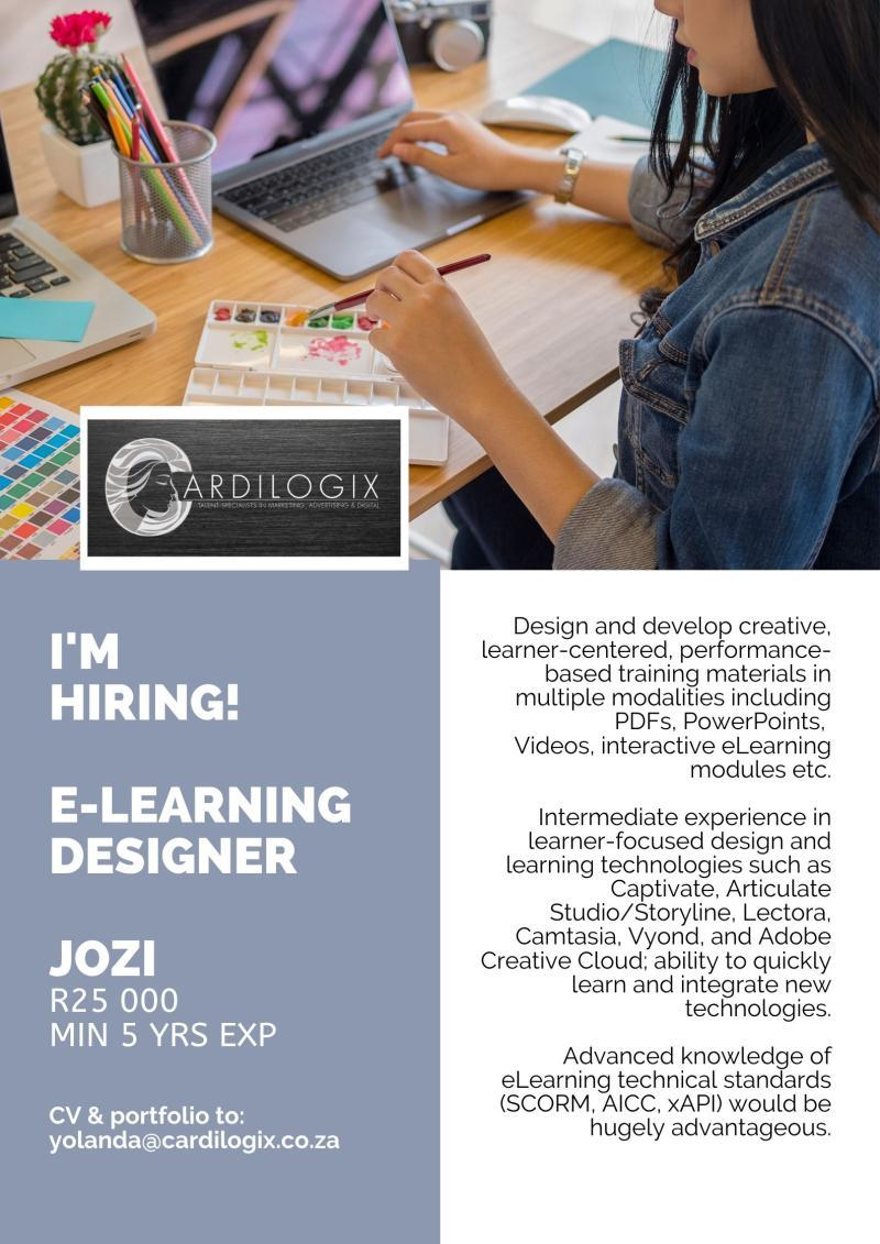 E-Learning Designer_Cardilogix