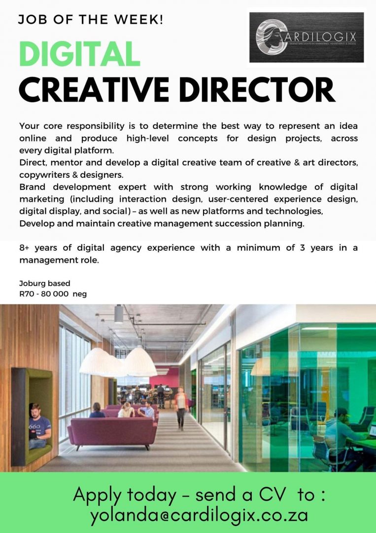 Digital Creative Director