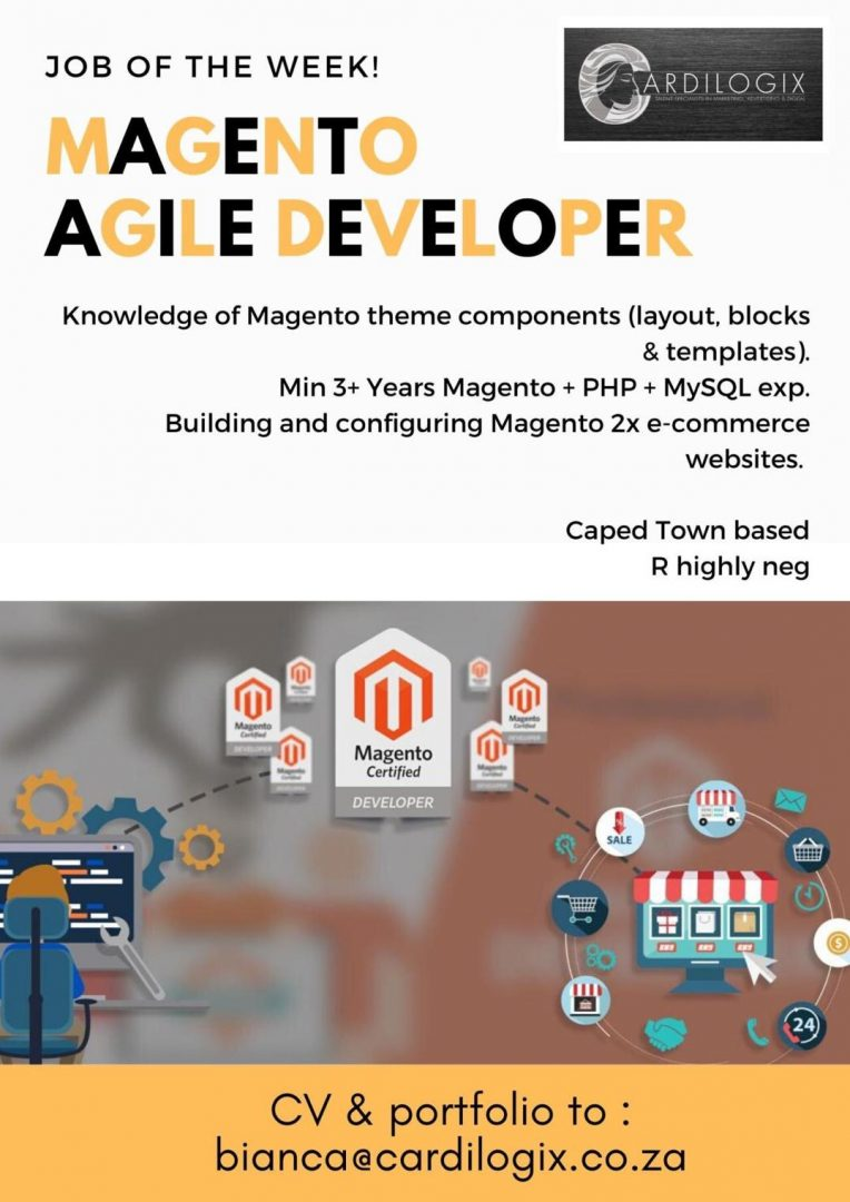 Magento Agile Developer