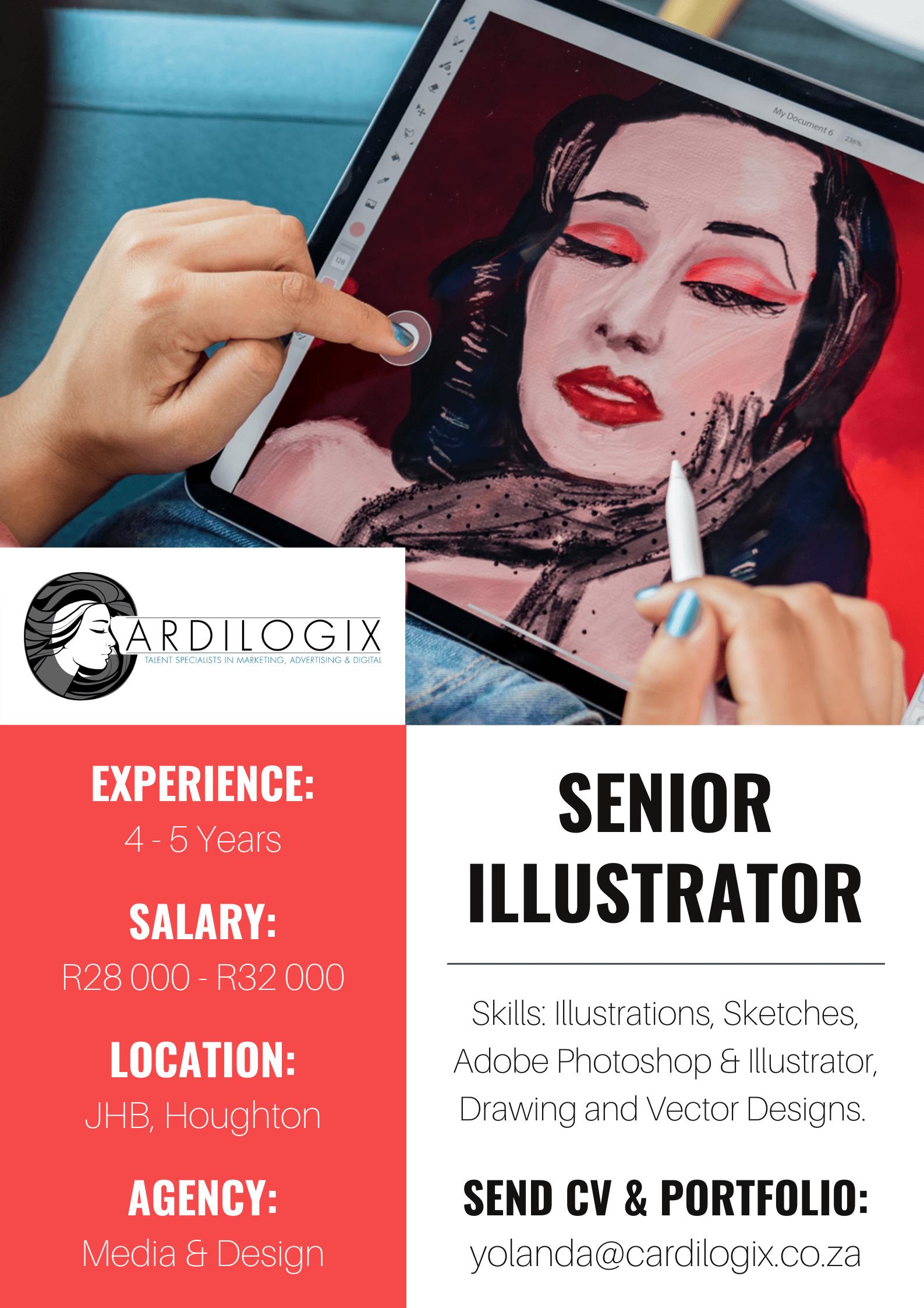 Senior Illustrator