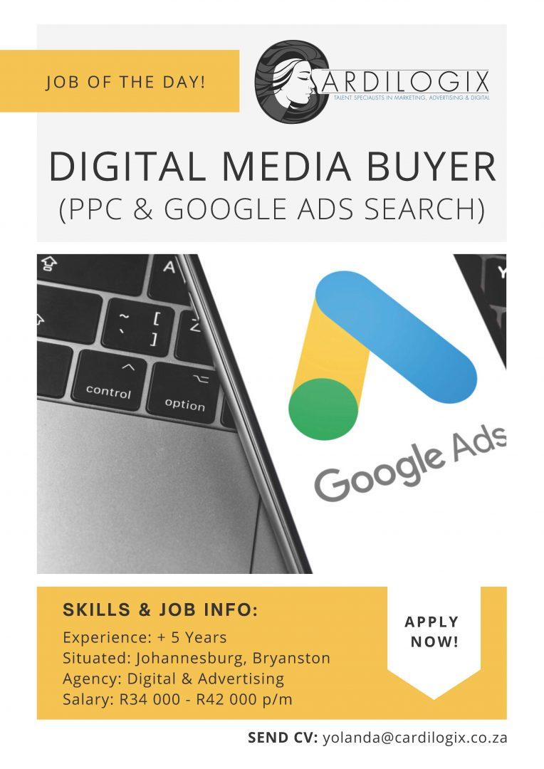 Digital Media Buyer