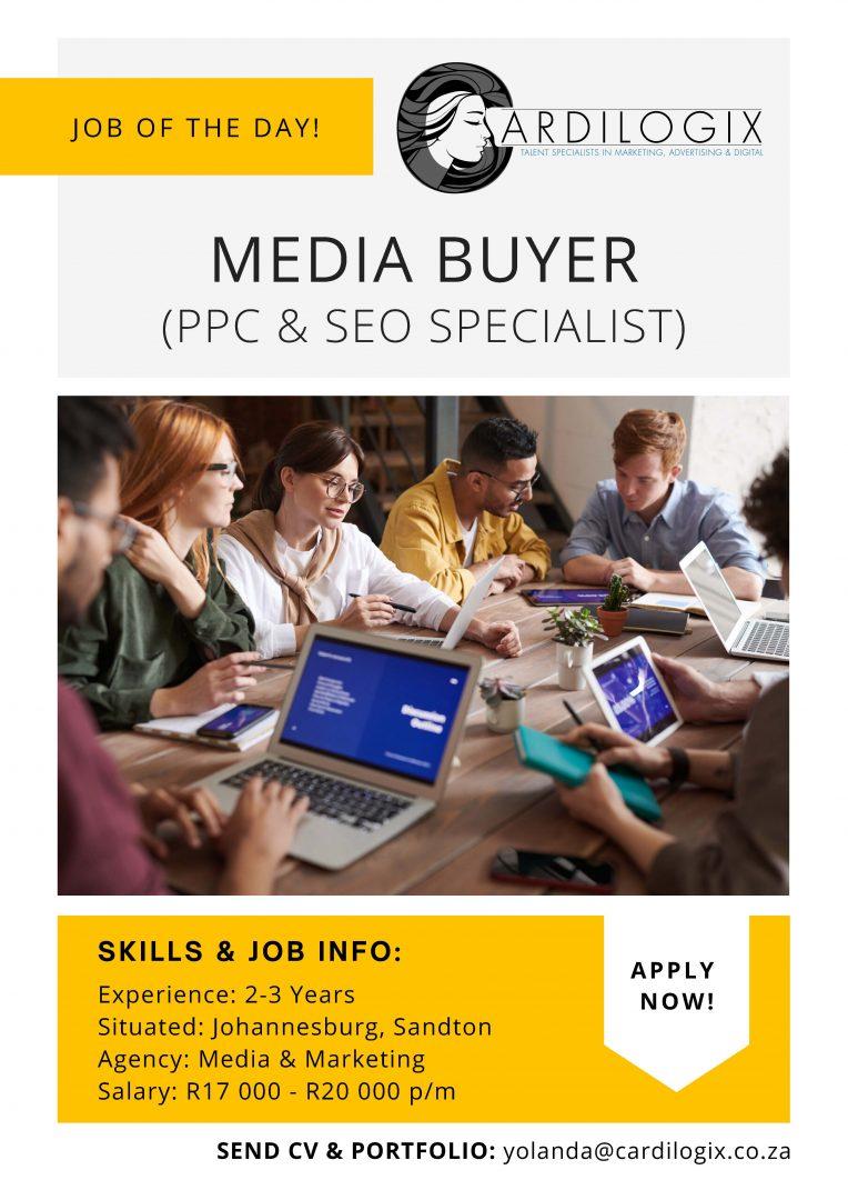 Media Buyer (SEO & PPC)