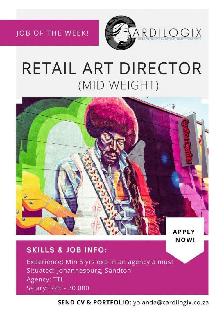Retail Art Director