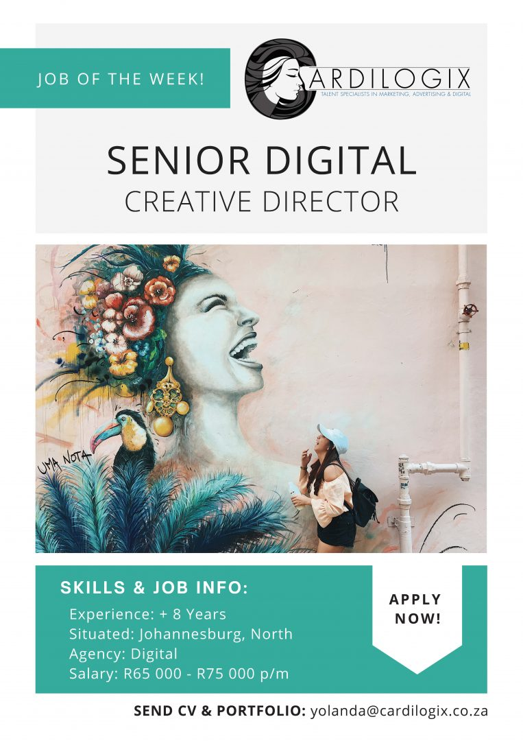 Senior Digital Creative Director
