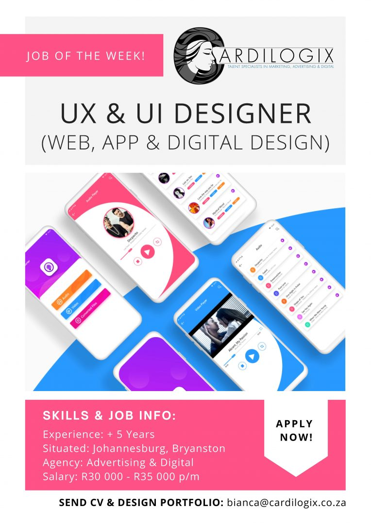 UX & UI Designer