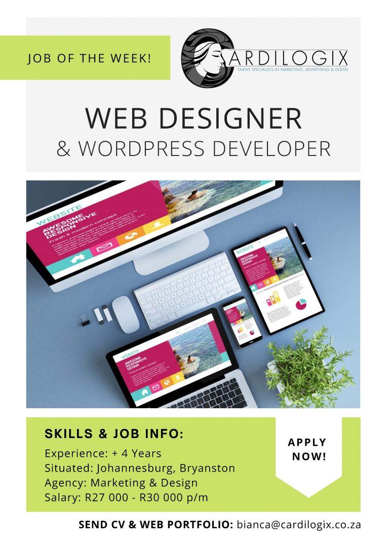 Web Designer & Developer