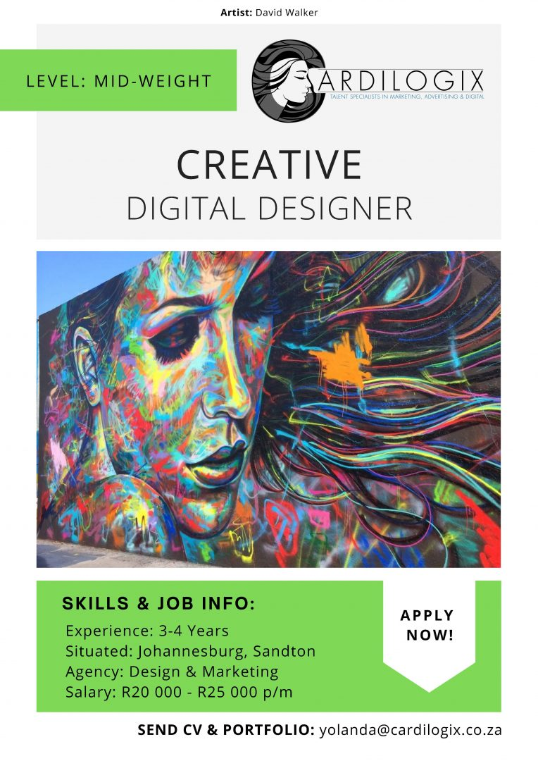 Creative Digital Designer