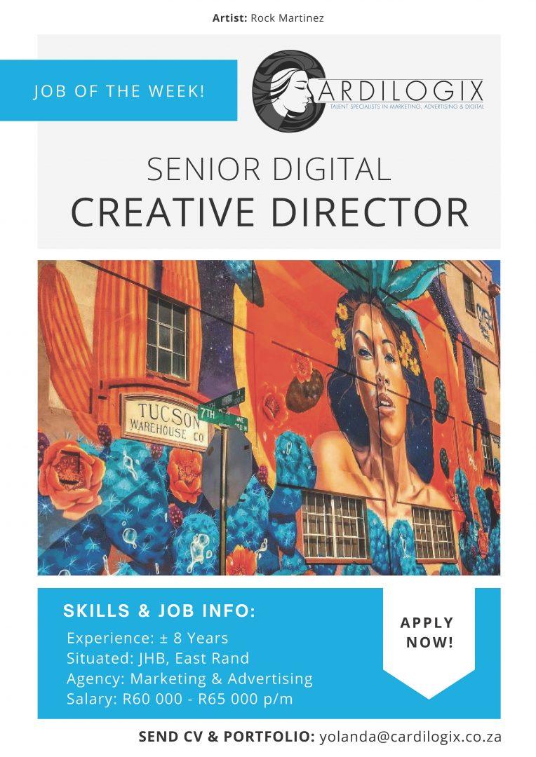 Digital Creative Director