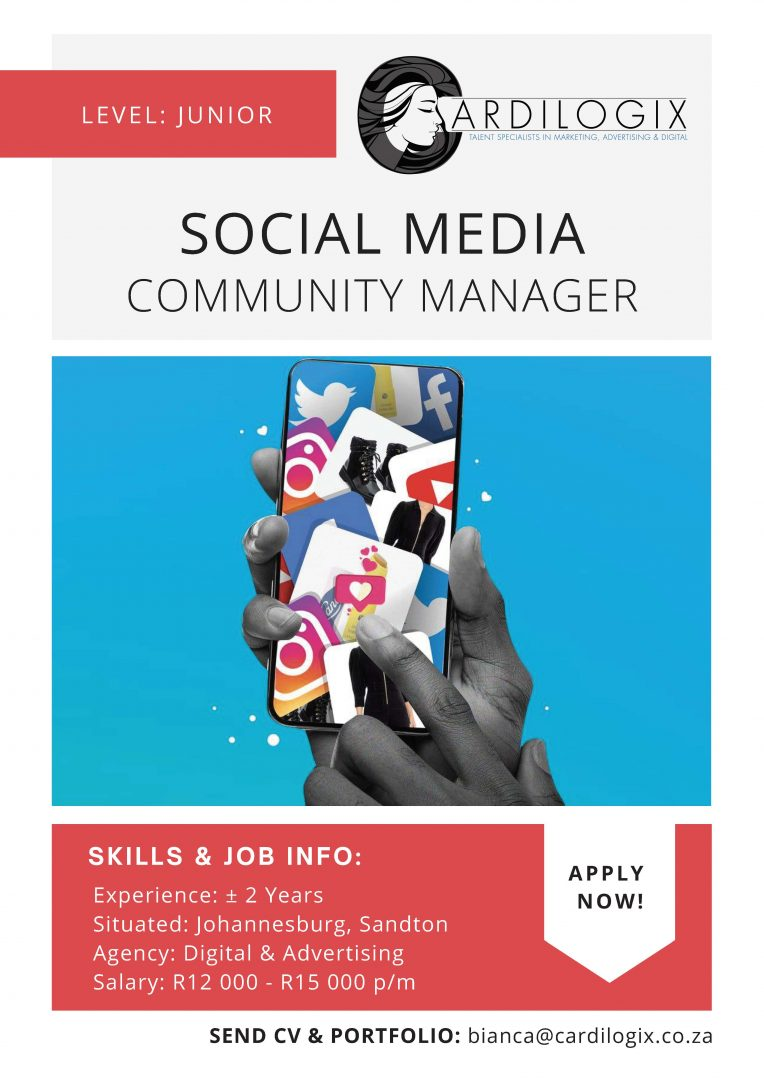 Junior Community Manager