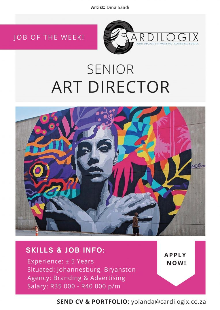 Senior Art Director