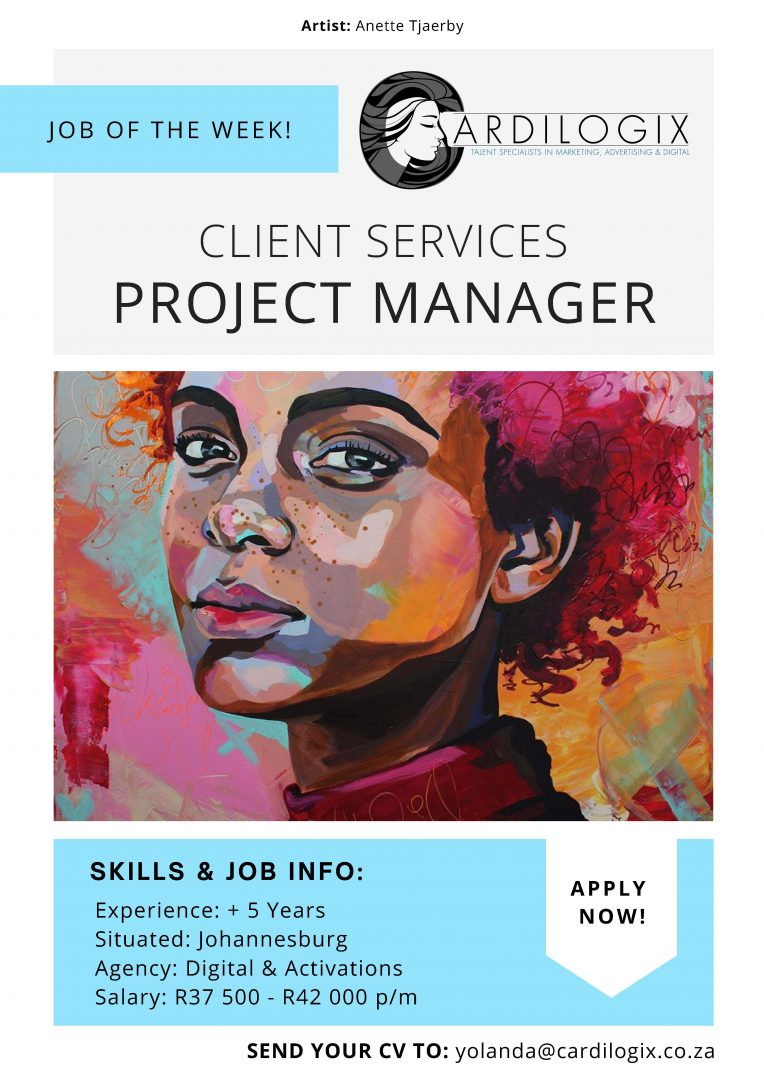 Client Services Project Manager