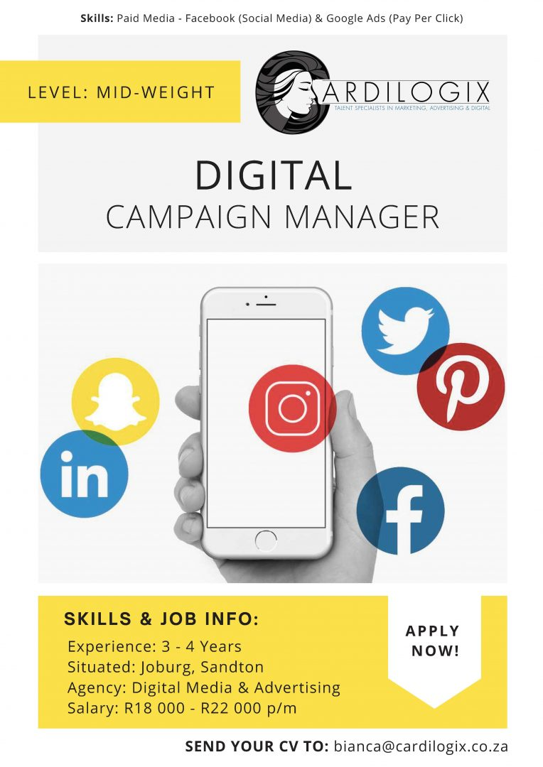 Digital Campaign Manager