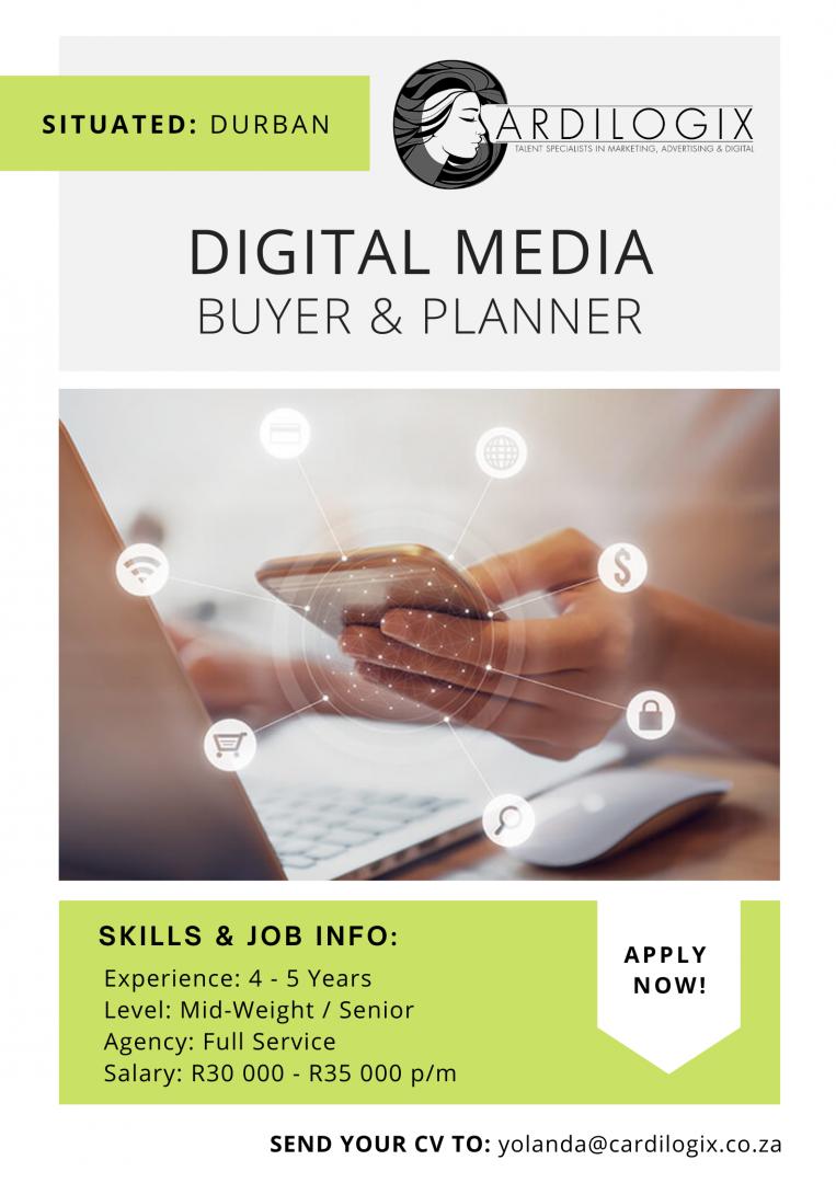 Digital Media Buyer & Planner
