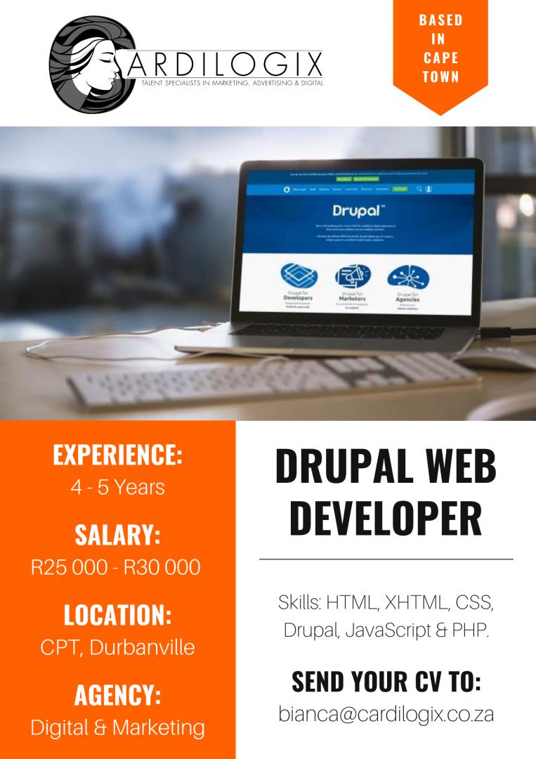 Drupal Developer_CPT