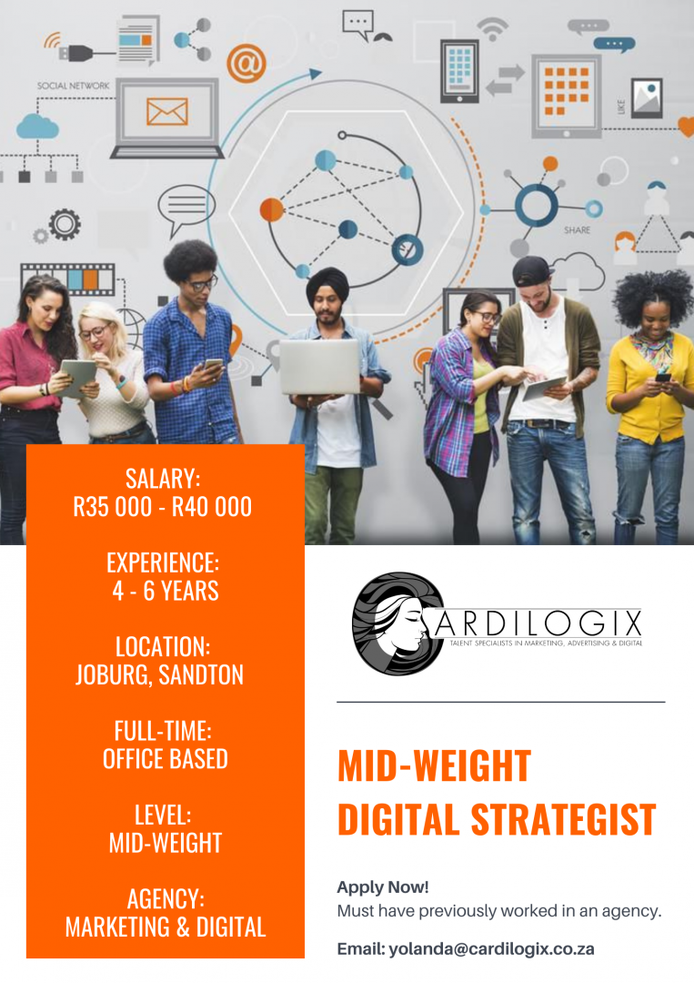 Mid-Weight Digital Strategist