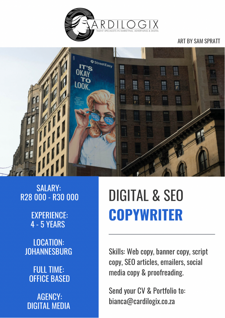 Digital SEO Copywriter